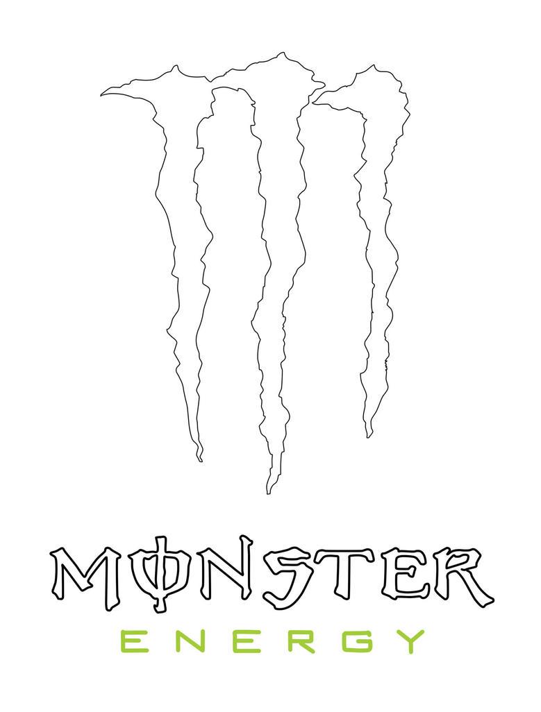 Monster Energy by KillerKoalas on DeviantArt