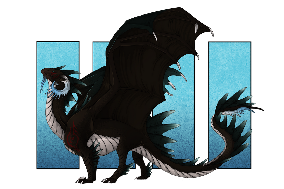 brown Dragon by HarrietMilaus