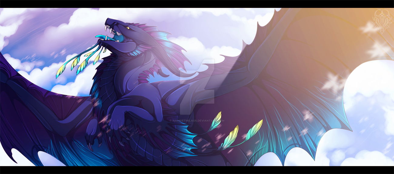 Touch The Sky by HarrietMilaus