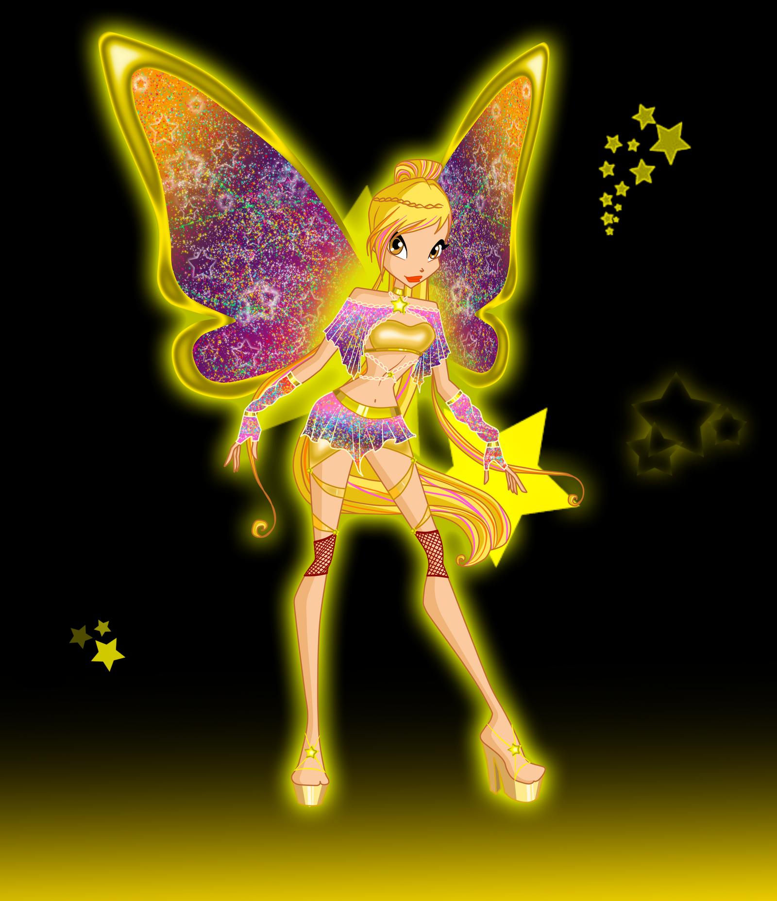 Stella Ultimatix by AstralBlu on DeviantArt