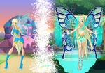 Finally I Become A Real Fairy!