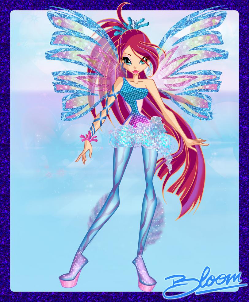 Poder de winx club fan arts fan arts de bloom sirenix - Winx club sirenix ...