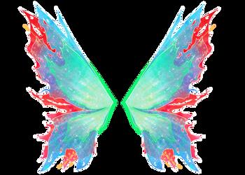 Bloom Mythix Wings by AstralBlu