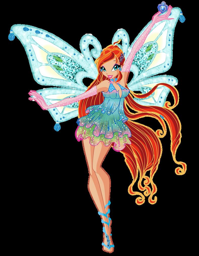 Bloom fata enchantix by astralblu on deviantart - Winx club bloom enchantix ...