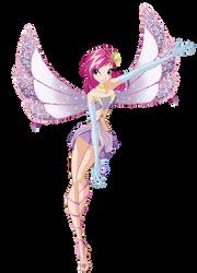 Tecna Fata Enchantix by AstralBlu