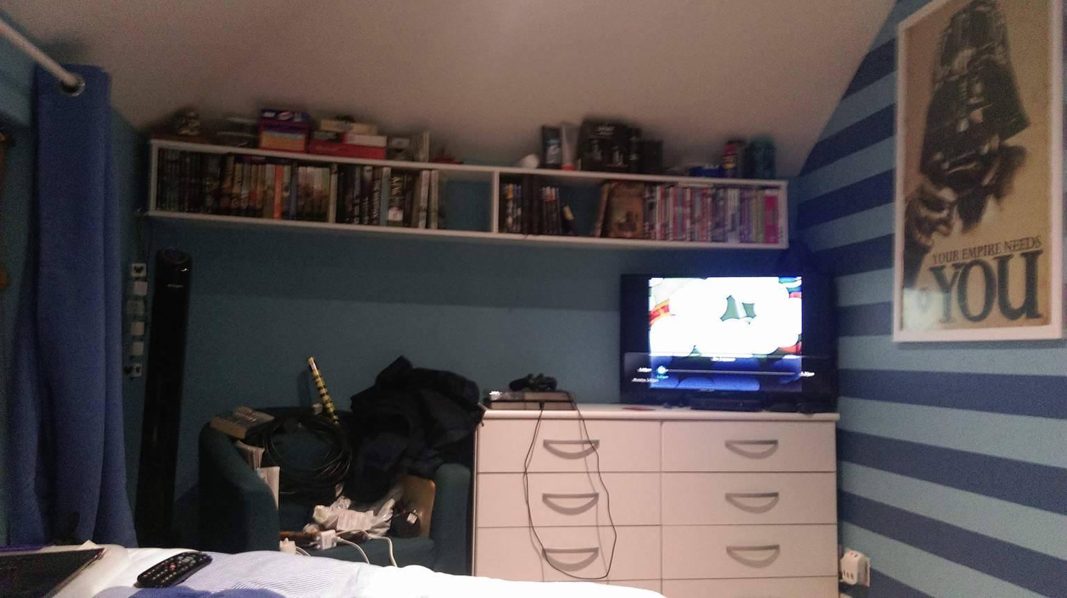 My bedroom (4) Redecorated!
