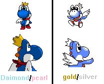 RQ Alvaroshi pokemon sprites by yoshiandriolu