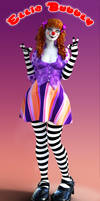 Ellie Bubbly - My Clown Sister