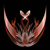 Butterfly in Glass by allwaysjudee