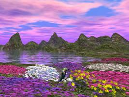 Hummingbird Lake by allwaysjudee