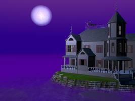Moonlight Casting by allwaysjudee