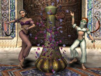 Genie Dance by allwaysjudee