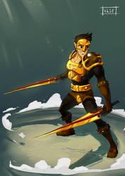 Captain Justice - Wakfu by V21e
