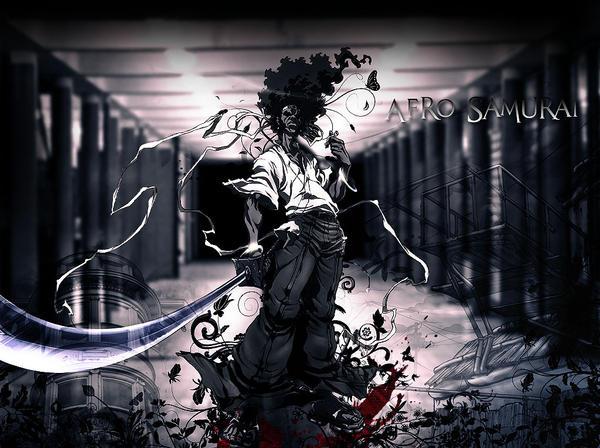 Afro Samurai by rpgfan04