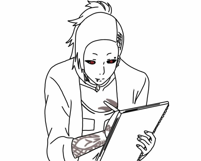 Anime Coloring Pages Tokyo Ghoul Re