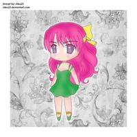 Chibi - Riikochan by VilmaMonster
