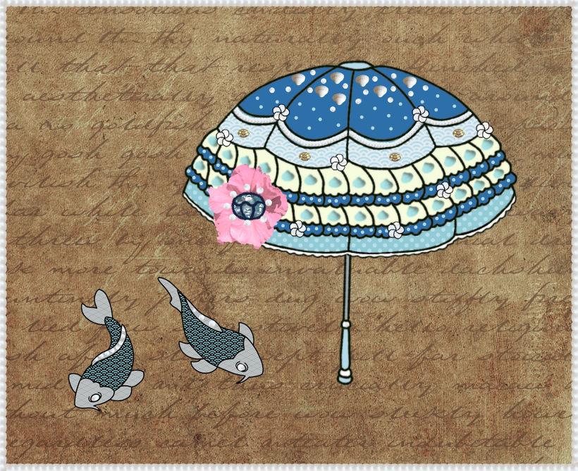 Umbrella - Nerine