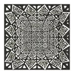 Black and White Pattern by Tree-Girl
