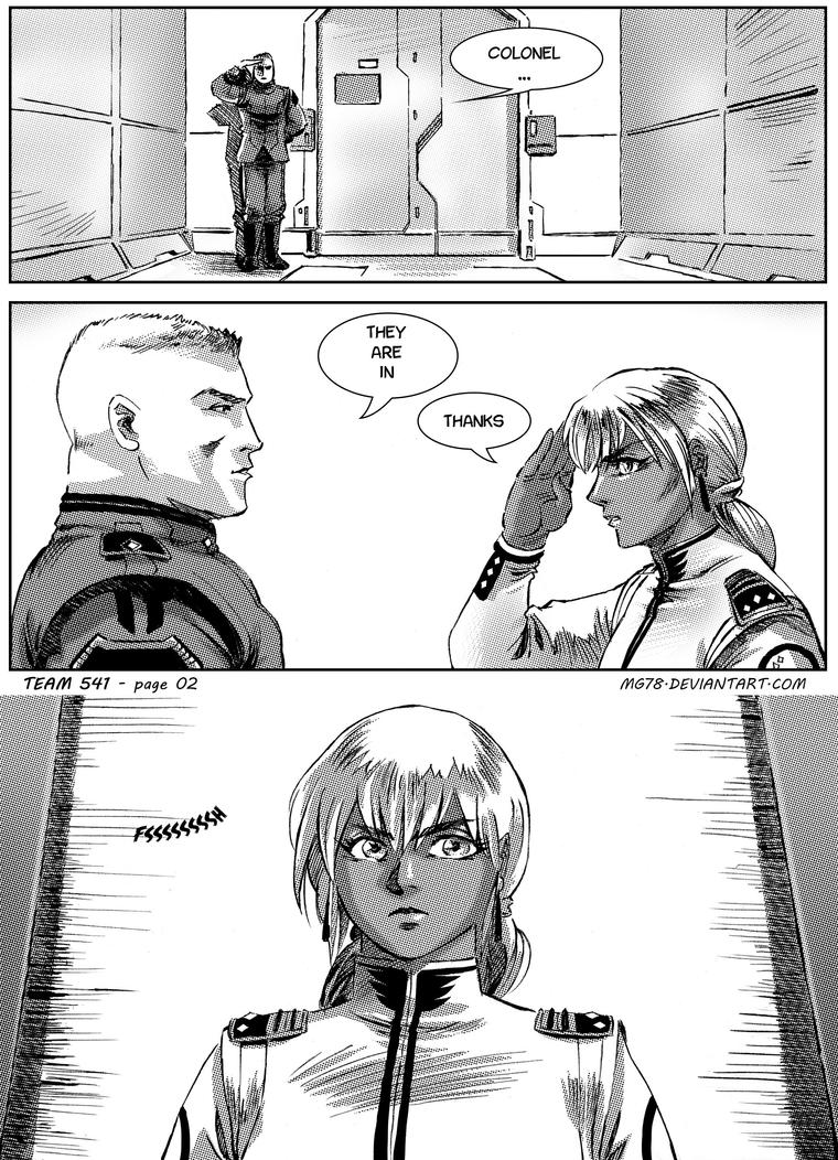 Team 541 - page 02 by mg78