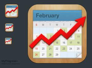 MyProgress+  App Icon