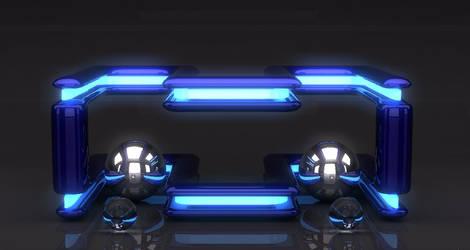 Blu-chrome Logon
