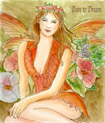 Dare to Dream by artfantasy