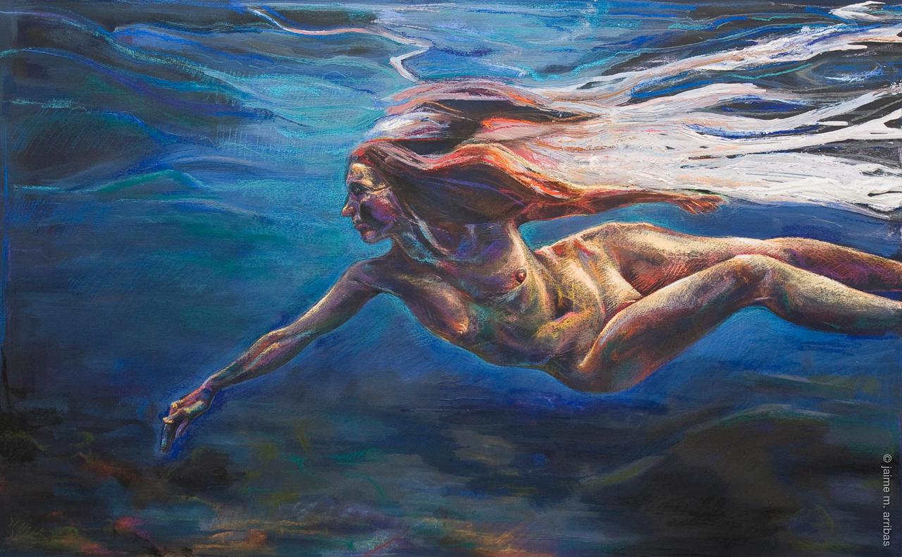 Bajo el agua by chimobayo
