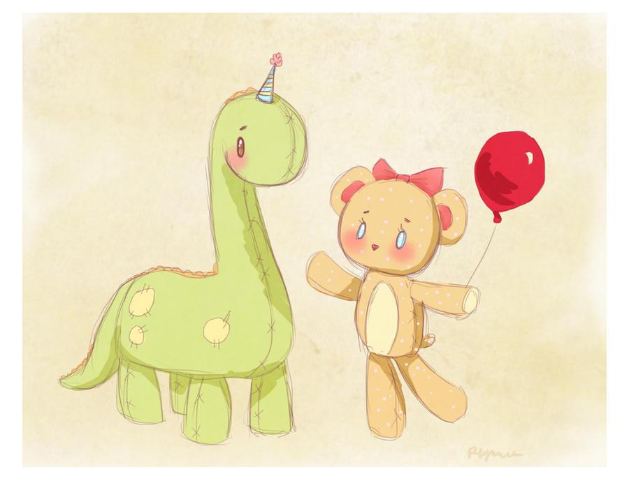 Mascot Contest by LittleRueKitty