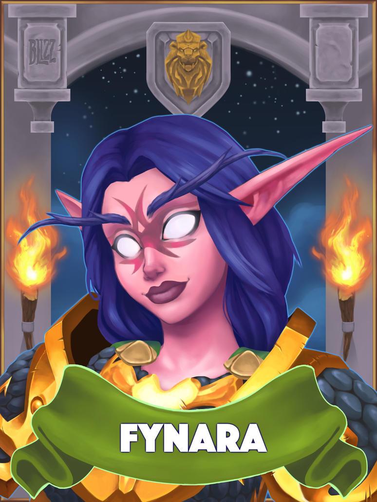 Fynara Badge by LittleRueKitty