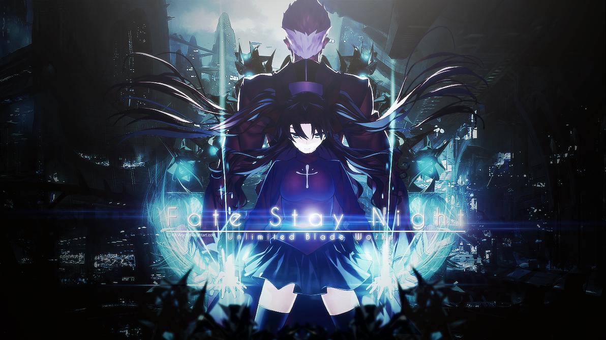 Fate Stay Night By Kikiaryos On DeviantArt