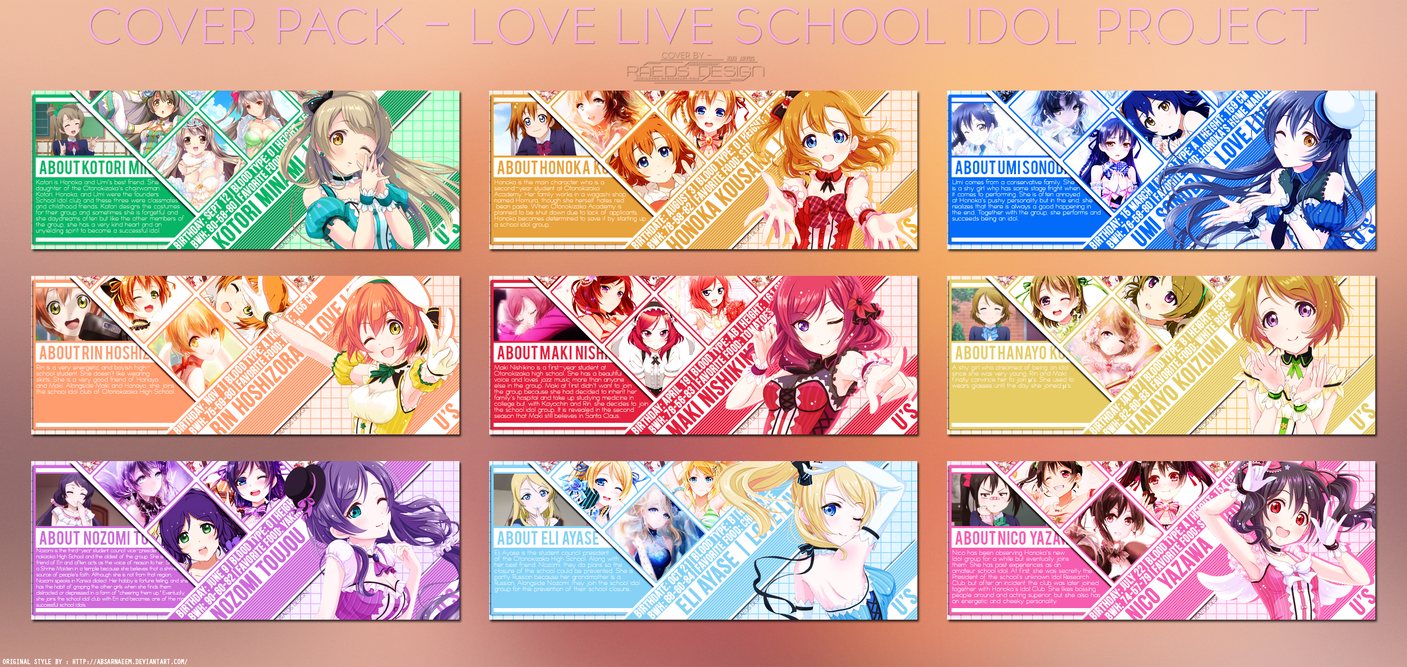 Love Live School Idol Project By Kikiaryos On
