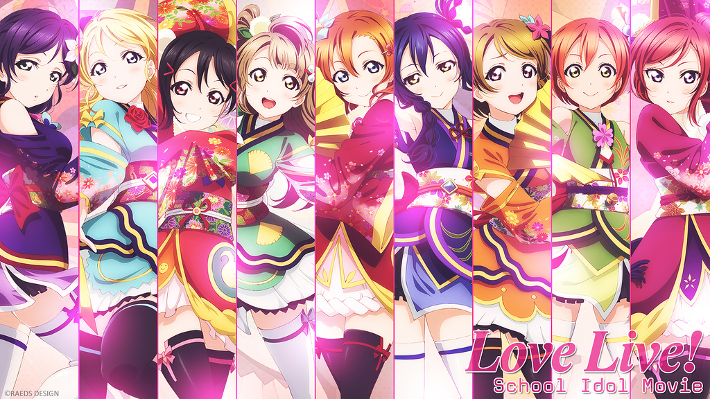 Love Live! The School Idol Movie By Kikiaryos