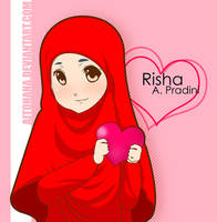Risha Ayu Pradini by aitohana
