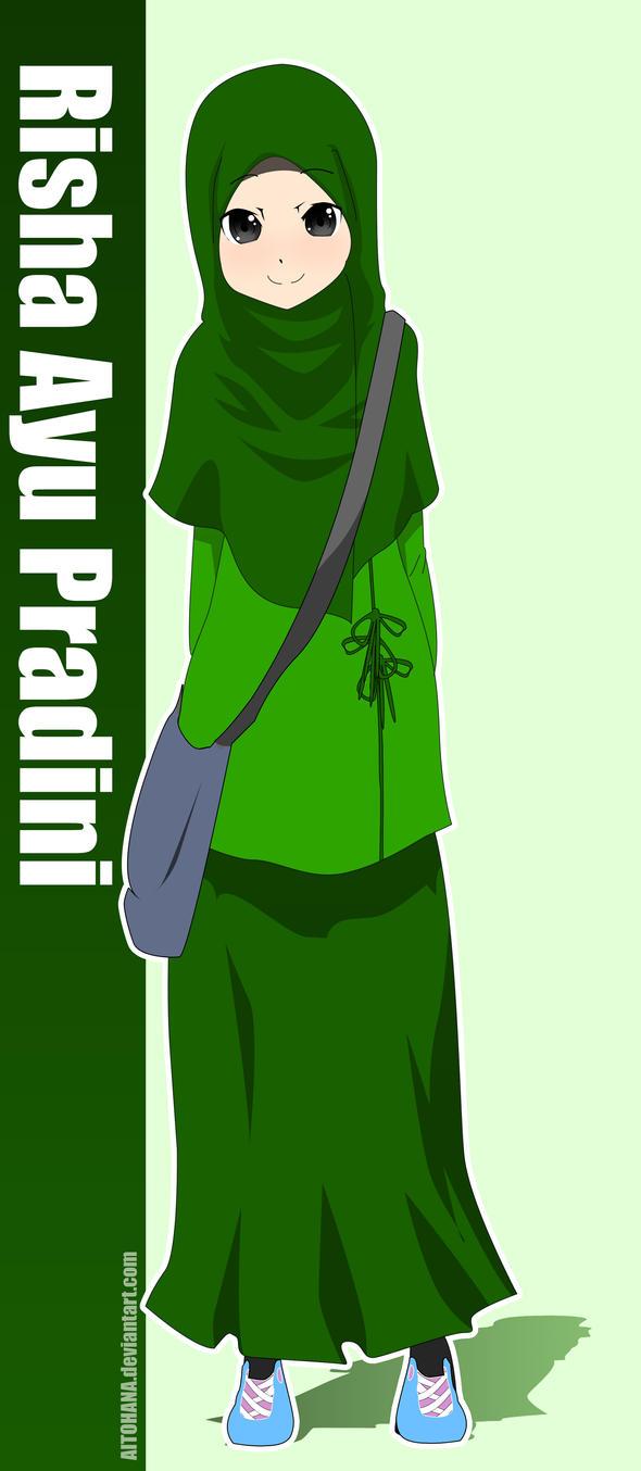 greeny by aitohana