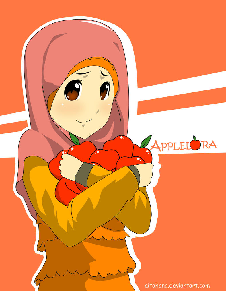 Applelora-request by aitohana