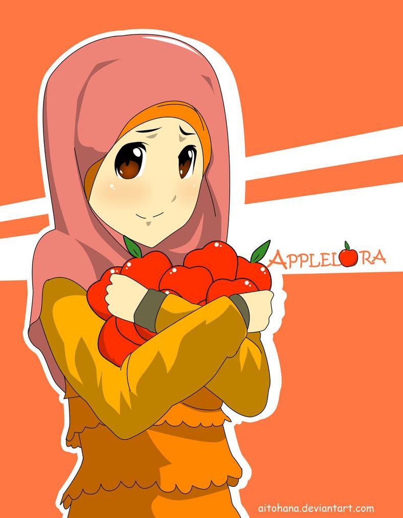 Applelora-request by aitohana
