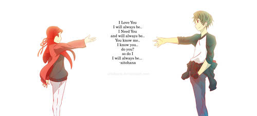 I will always love you by aitohana