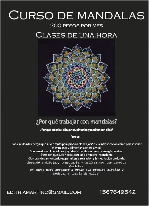 Curso mandala- by ladanzadelalunallena