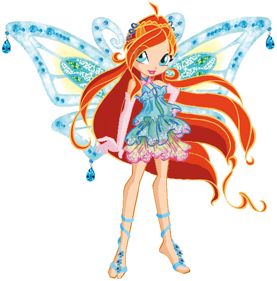 Winx chibi y otros personajes - Winx club bloom enchantix ...