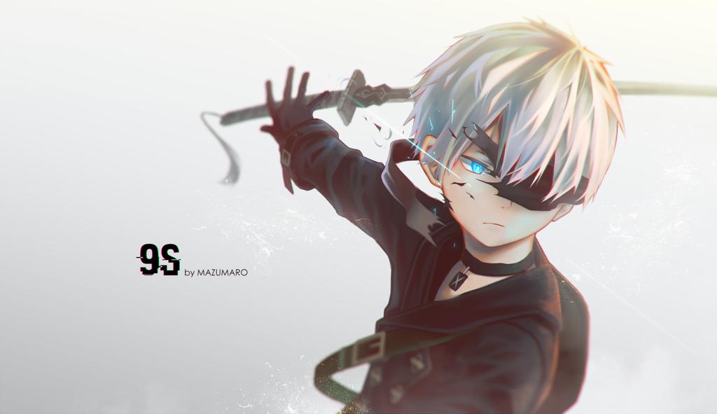 Shiro 9s___nier__automata_by_mazumaro-db20zp4