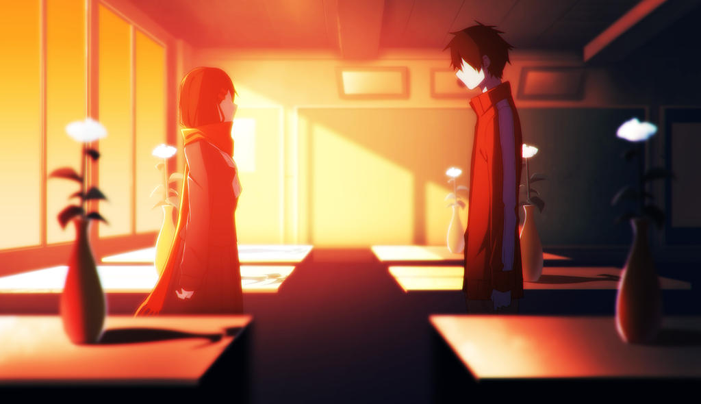 [I'm sorry, I died.] you said. by Mazumaro