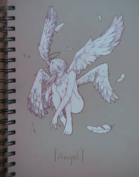 Angel by Mazumaro