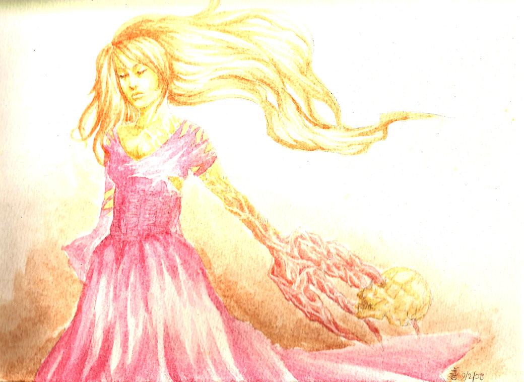 Ladyfreak by debingth