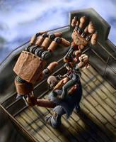 Bioshock Infinite Fan Art by JoSeMoX