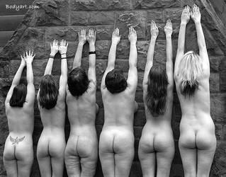 More Bars...er, Bodies -- 01 by Bodyartist