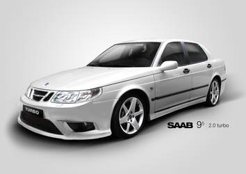 SAAB 95 Concept by ronaldesign