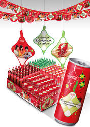 Coca-Cola Ramadan POSM Indonesia by ronaldesign