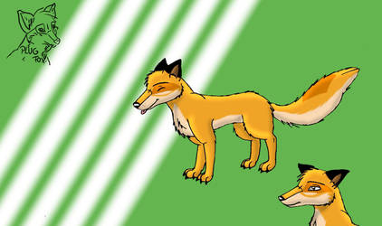 Heiwa by Plug-Fox