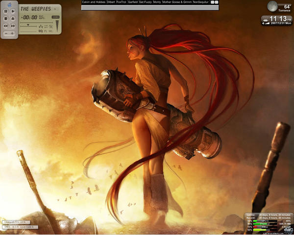 Heavenly Desktop