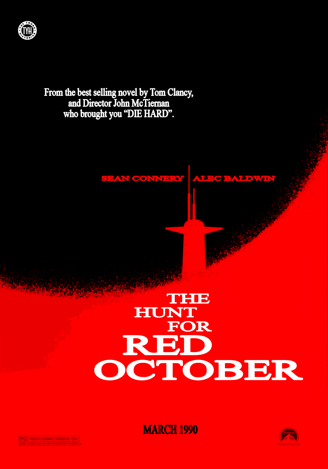 The Hunt For Red October 1990 Teaser By Theyounghistorian On Deviantart